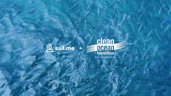 Clean Ocean Foundation & sail.me Partnership