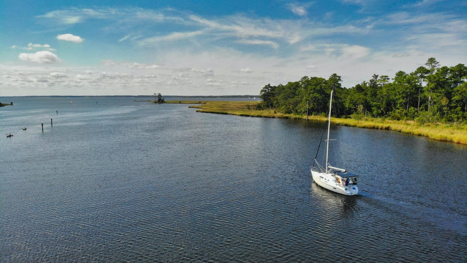 north carolina boat rentals sailme