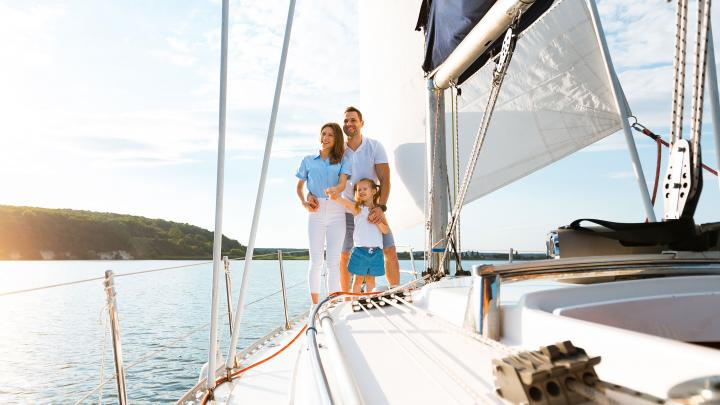 Boating Tips for Families with Children 🍼👶