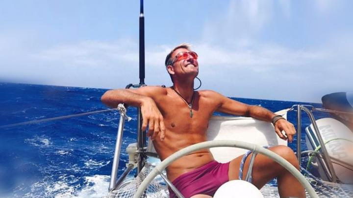 A Sailor from a Young Age: The story of Captain Ralf