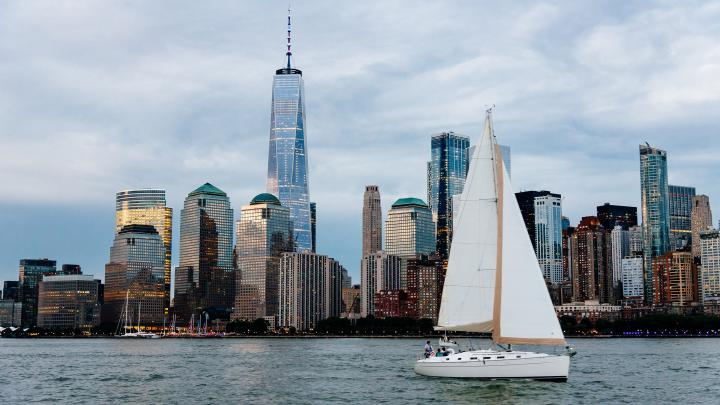 What is the best time for sailing in the United States? ⛵