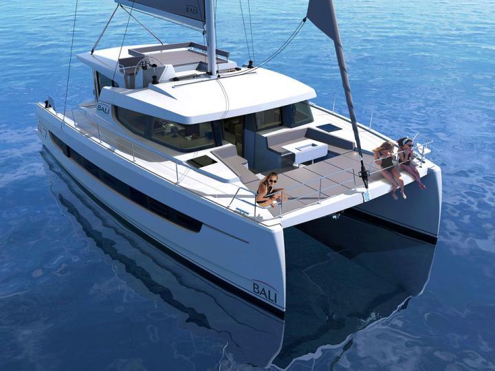 New catamaran rental in Split, Croatia - book the amazing NN KA1 yacht charter.