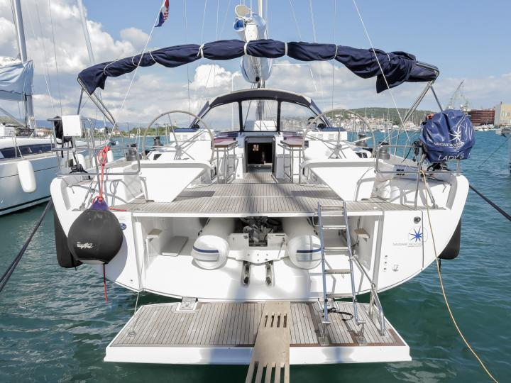 Lady S - a 56ft boat for rent in the Split, Croatia area. Enjoy a great yacht charter for 8 guests.