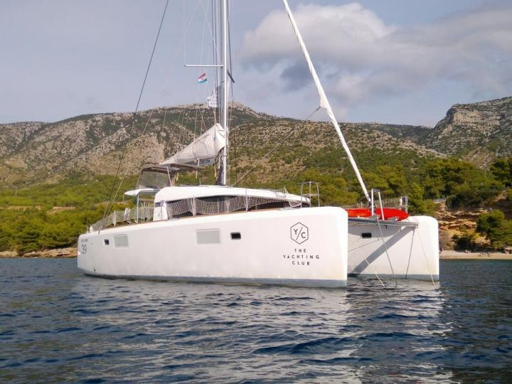 Private yacht charter in Šibenik, Croatia for up to 8 guests.