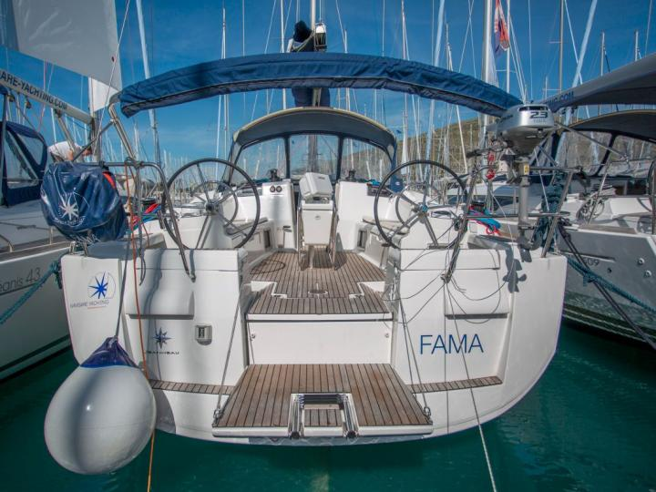 A great boat for rent in Split, Croatia - discover all Dalmatia can offer aboard a sailboat.