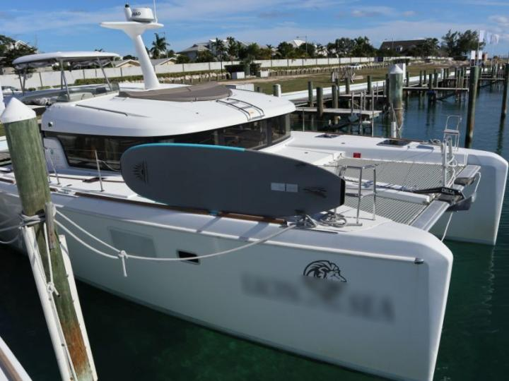 Catamaran boat rental in Key West, United States - charter a boat for up to 6 guests.