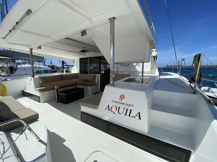 Catamaran for rent in Palma de Mallorca, Spain