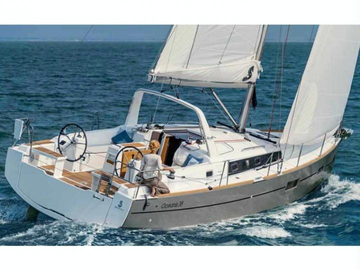 Rent a boat in Sitges, Spain and discover boating on a sailboat.