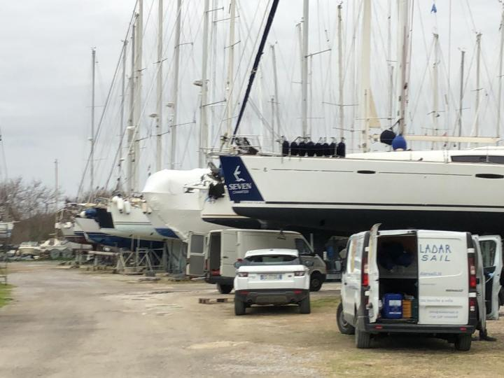 Sail boat for rent in Scarlino, Italy - rent the amazing Calipso