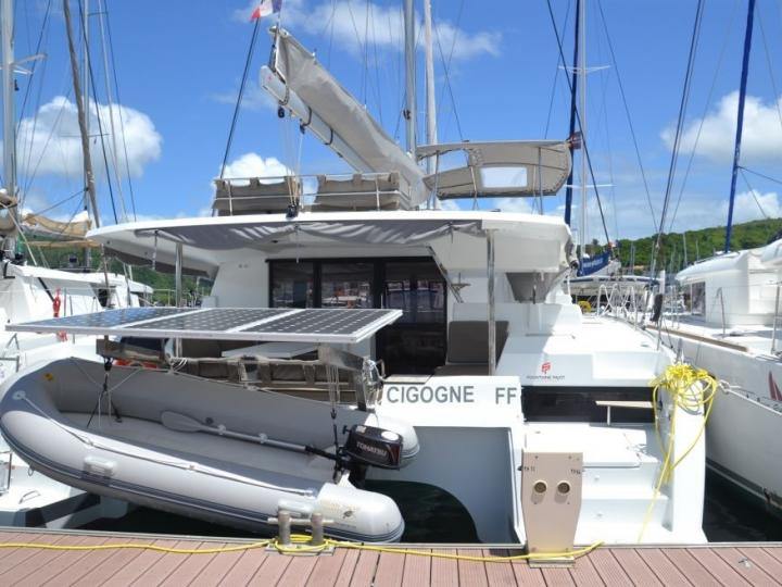 Sail on a Catamaran in Le Marin, Caribbean Netherlands - the ultimate vacation trip on a yacht charter for 10 guests.