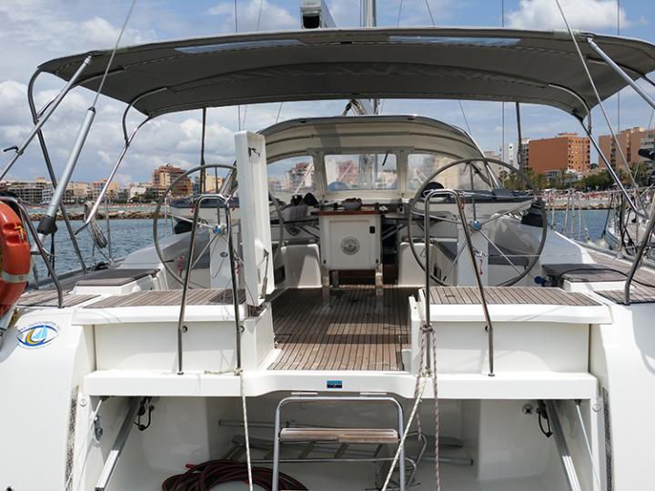 Palma, Balearic Islands, Spain boat for rent - discover vacation on a yacht charter for up to 10 guests.