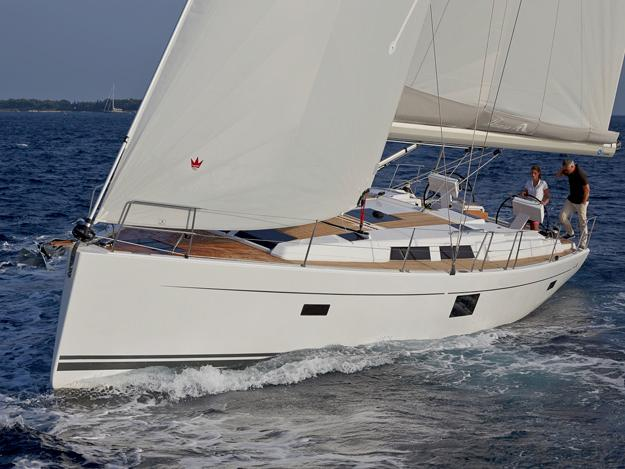 Rent this beautiful 46ft sail boat in Split, Croatia - the ultimate vacation trip on a yacht charter.