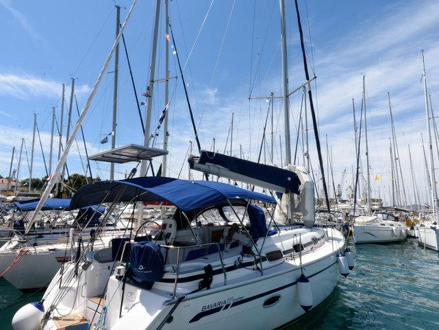 Dorko - a boat for rent in Trogir, Croatia. Enjoy a yacht charter for 6 guests.