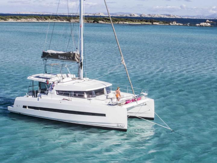 Boat rental & Yacht charter in Cagliari, Italy for up to 8 guests.