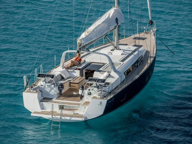 Cruise the beautiful waters of Sant Antoni de Portmany, Ibiza, Spain aboard this great boat for rent.