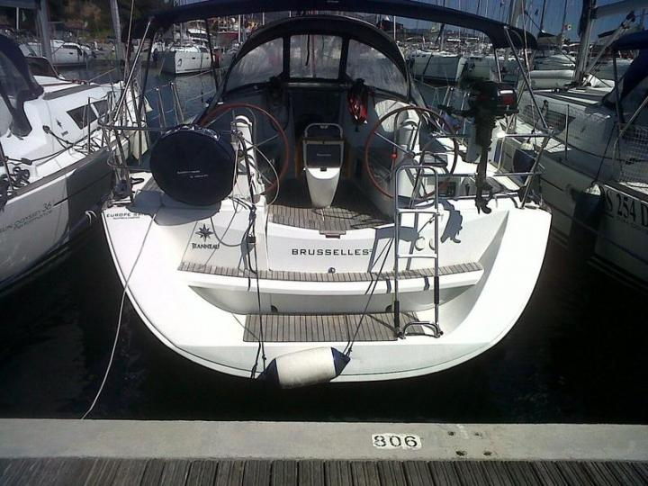 Beautiful yacht charter in Portisco, Italy - amazing boat for rent for 6 guests.