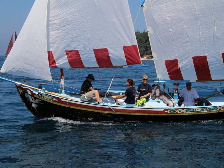Maistral - Traditional venetian sailboat