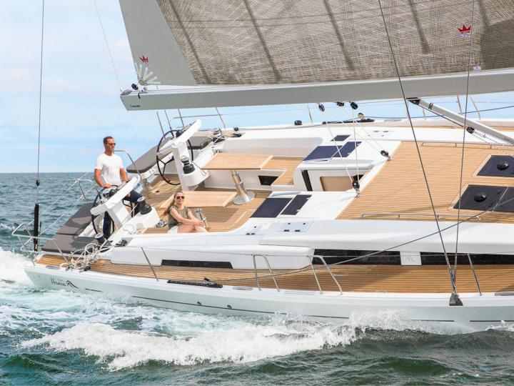 Sailboat for rent in Split, Croatia. Enjoy a great yacht charter for 10 guests.