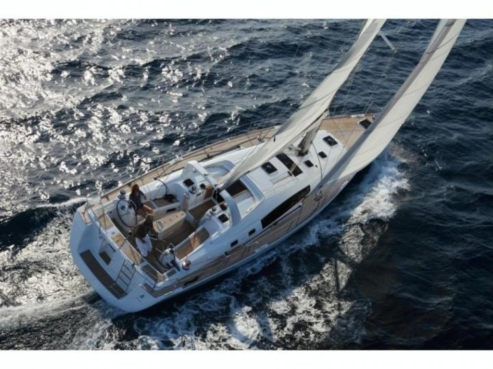 LMQ II - a 49ft yacht for rent in Göcek, Turkey. Enjoy a great yacht charter for 8 guests.