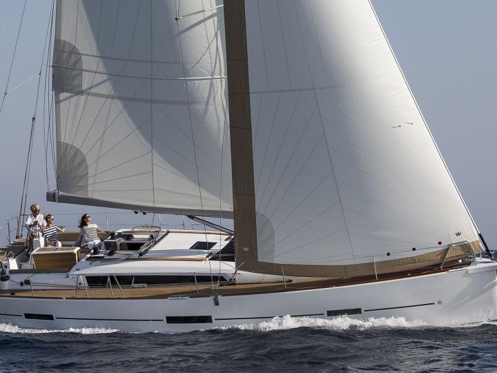 Sail around Scarlino, Italy, with this great rental boat - and discover sailing.