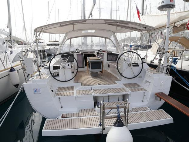 Boat rental in Göcek, Turkey for up to 6 guests - discover sailing on a boat for rent.