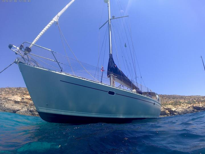 Sun Odyssey 45.2 - daily, overnight and weekly cruises by Indigo