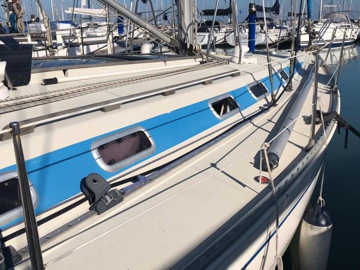 Barca a Vela Elan 43