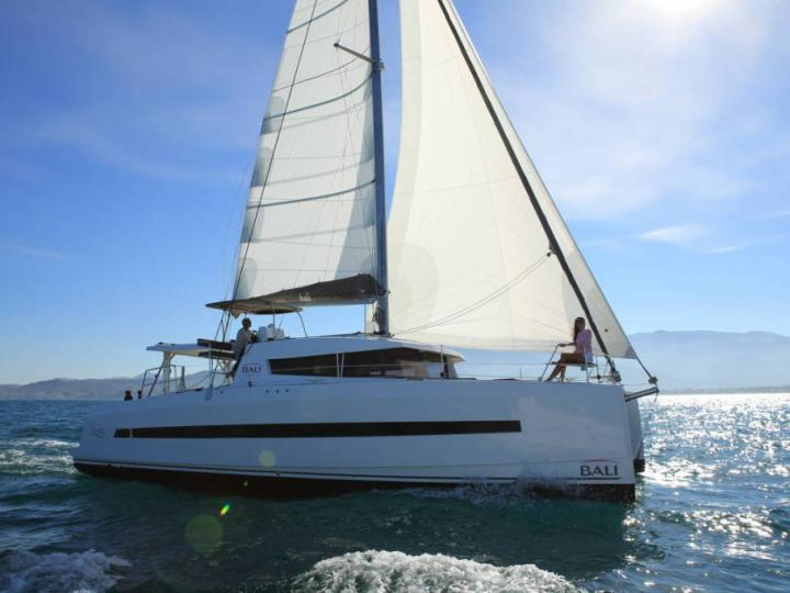 ISLAND DREAMS_DB - a 43ft boat for rent in Annapolis, United States. Enjoy a great boat charter for 6 guests.