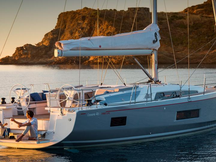 Rent a sailboat in Carthage, Tunisia - a new and beautiful yacht charter for an amazing boat trip.