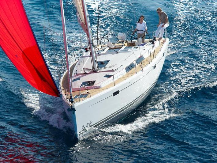 Discover boating aboard the 41ft STARBUCK boat in Ören, Turkey - a 3 cabins sail boat for rent.