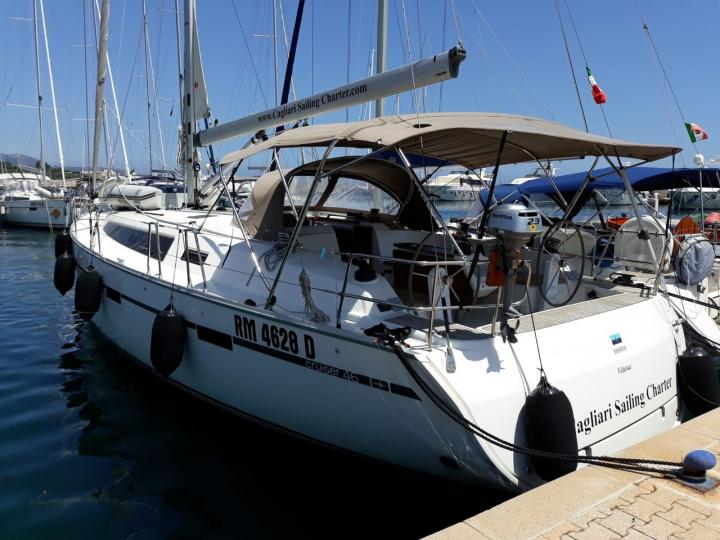 Rent a 47ft, sail boat in Portisco, Italy and enjoy a boat trip like never before.