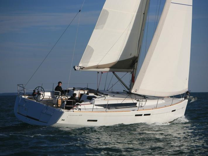 Rent a sailboat in Portisco, Italy - the perfect vacation on a yacht charter for up to 8 guests.