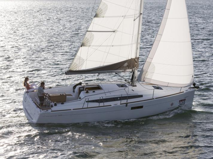 Portisco, Italy yacht charter - discover vacation on a boat for rent for up to 4 guests.