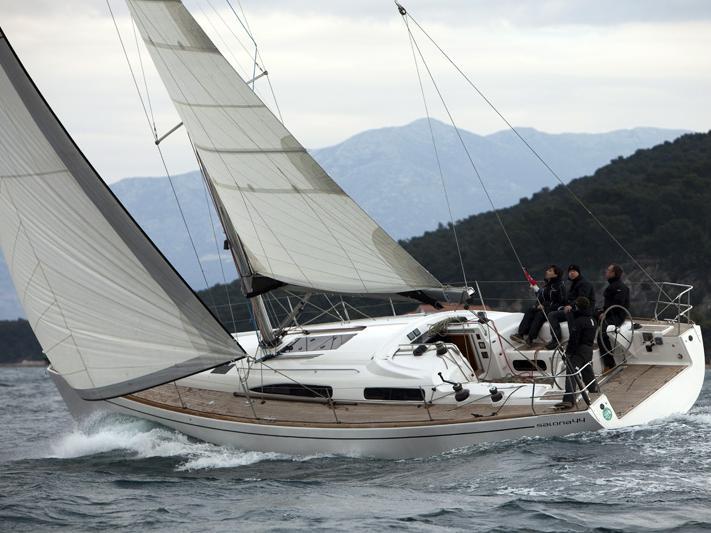 Rent this sailboat in beautiful Primošten, Croatia.