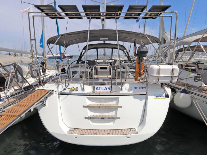 Rent a 58ft sailboat in Lavrio, Greece and enjoy a yacht charter trip like never before.