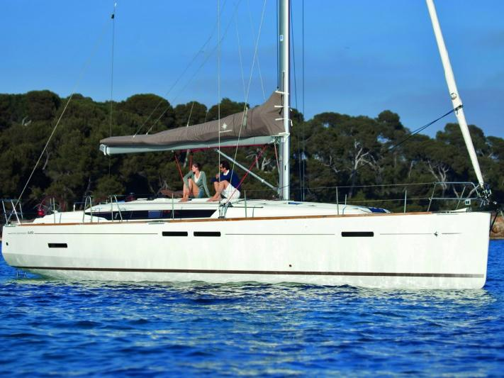 Sailboat boat for rent in Grenada, Caribbean Netherlands for up to 8 guests - the ZOSCA_DB2 Sailboat.