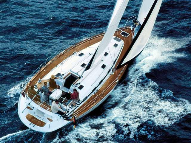 Discover sailing aboard the 51ft Hadriel boat for rent in Scarlino, Italy.