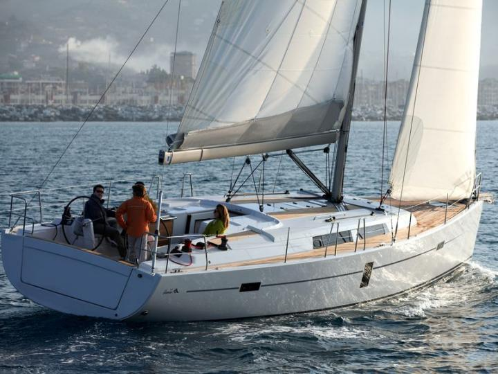 Cruise the beautiful waters of Zadar, Croatia aboard a boat for rent - the Lynn yacht charter.