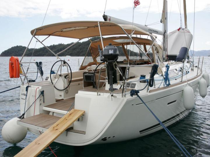 Sail on a beautiful 40ft rental boat in Göcek, Turkey - the ultimate vacation trip!