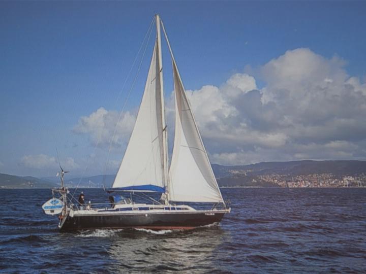 Alquiler velero Ría de Vigo