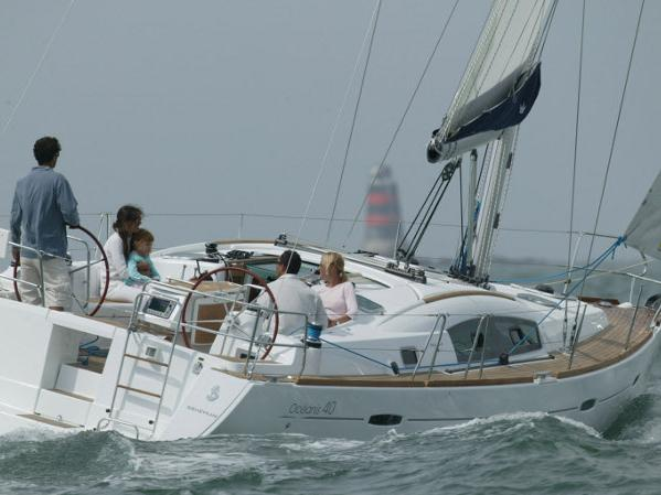 Sail on a boat rental in Kalkara, Malta - the ultimate vacation trip on a yacht charter for 6 guests.