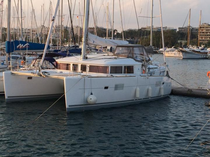 Adorable - a 39ft boat for rent in Capo d'Orlando, Italy. Enjoy a great boat charter for 8 guests.