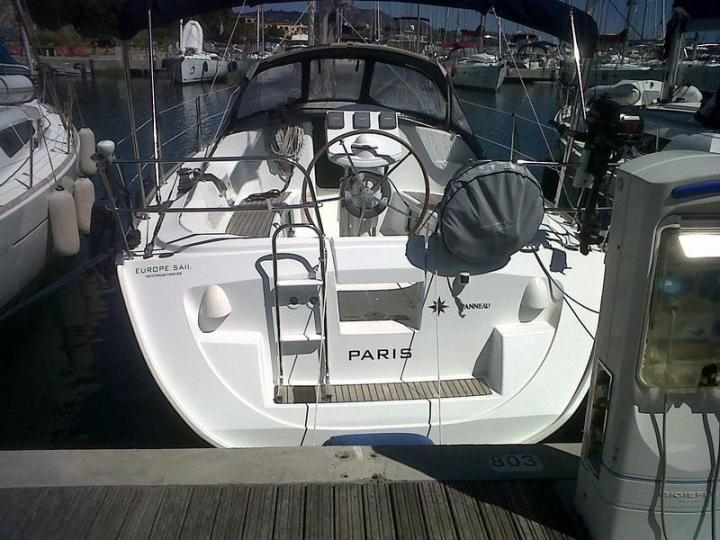 Private boat for rent in Portisco, Italy for up to 6 guests.