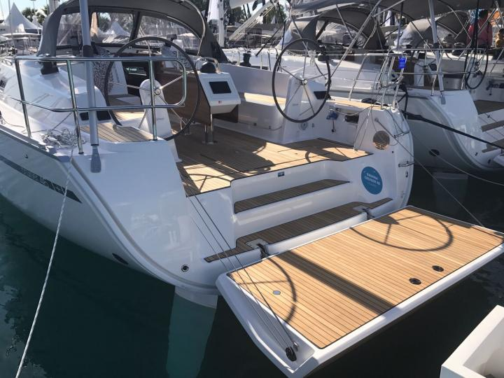 The perfect boat for families