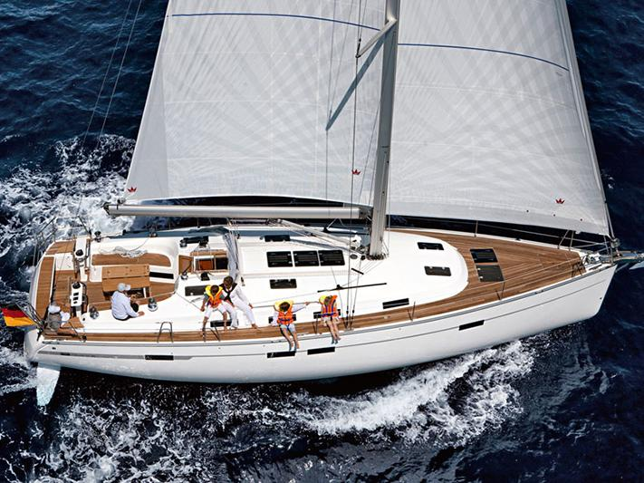 Trogir, Croatia yacht charter - rent a sail boat for up to 8 guests.