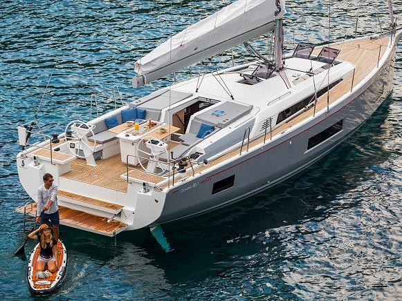 Palma, Spain sailboat rental - charter a yacht for up to 10 guests.