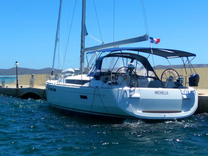 52ft yacht for rent in Central Greece, Athens.
