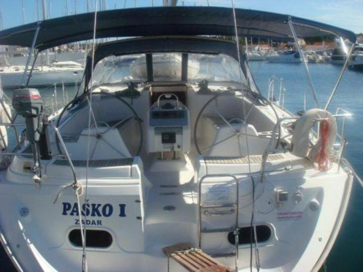 Private boat for rent in Trogir, Croatia - book a yacht charter for up to 10 guests.