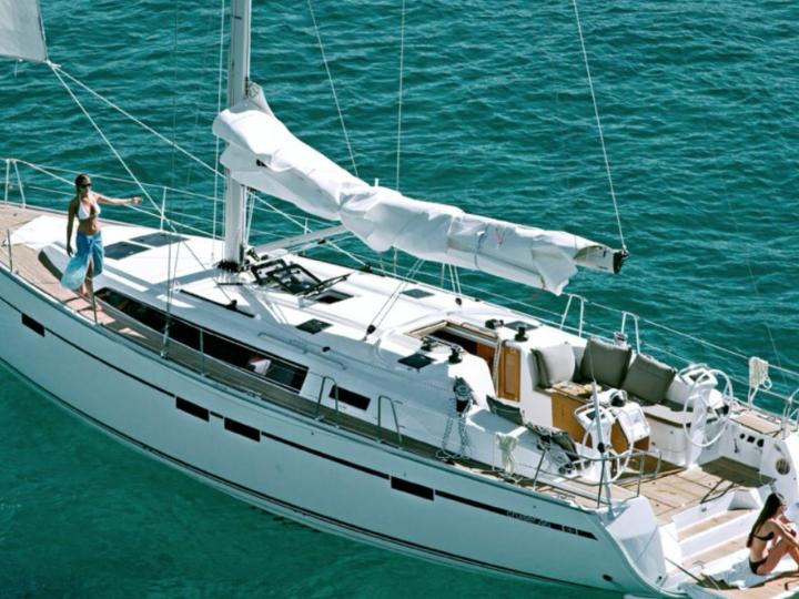 The perfect sailing boat for rent in Kos island, Greece!