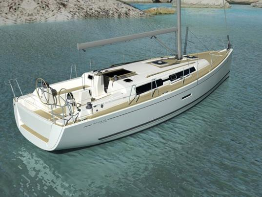 Rent a boat in Göcek, Turkey - enjoy a great yacht charter for 4 guests.